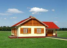 Уютный домик в стиле кантри