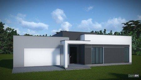 Архитектурный проект для строительства современного дома