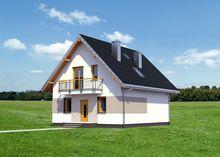 Превосходный загородный дом для небольшой семьи