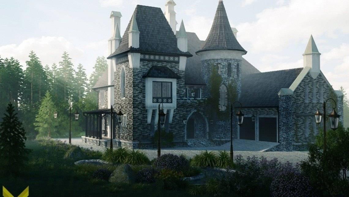 Готический стиль архитектуры