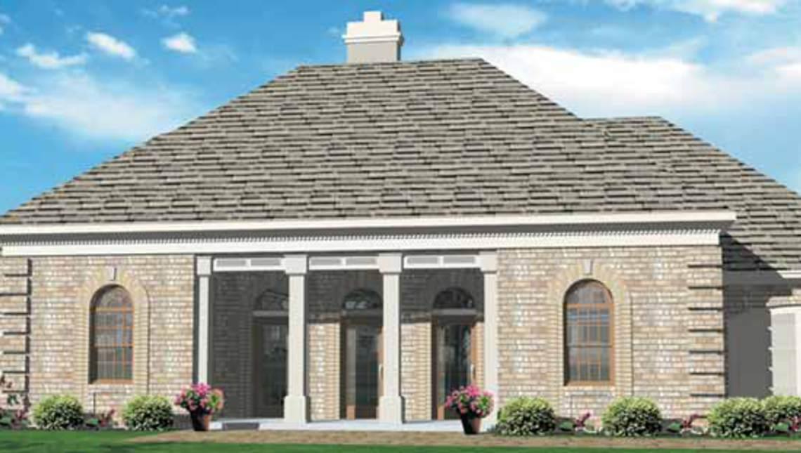 Романский (римский) стиль архитектуры