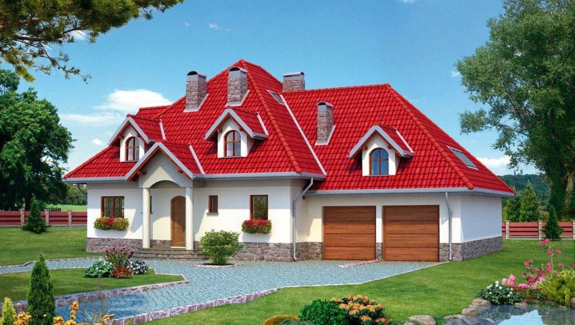 Превосходная загородная вилла с площадью 340 m²